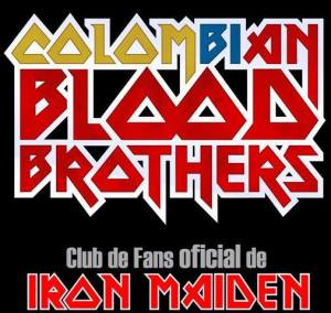 Colombian Blood Brothers 2011 Logo