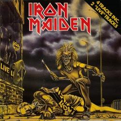 Sanctuary - Iron Maiden Single