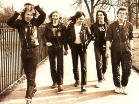 Iron Maiden inicios