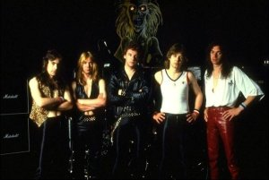 Iron Maiden Line Up 1980