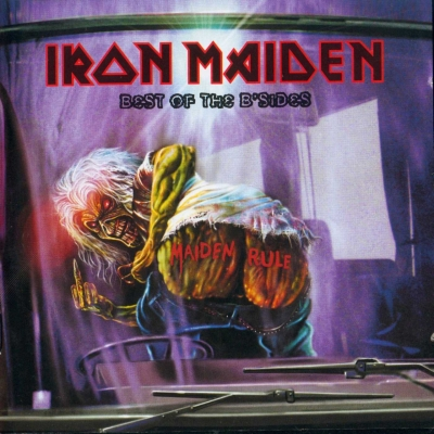 Iron Maiden Best of the 'B' Sides