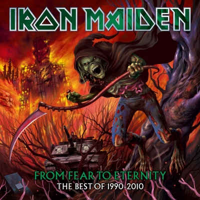 Iron Maiden From Fear to Eternity