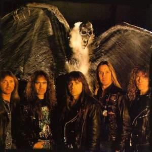 Iron Maiden FOTD