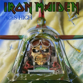 Aces High - Iron Maiden Single