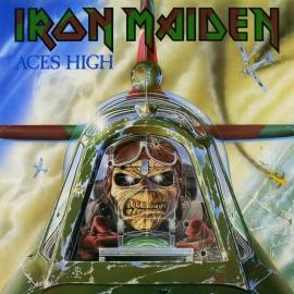 Aces High - Iron Maiden Single