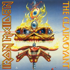 The Clairvoyant - Iron Maiden Single