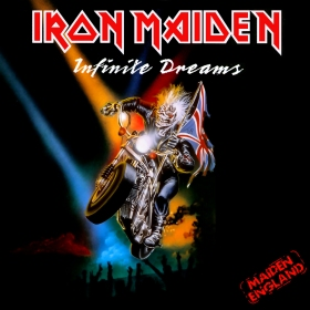 Infinite Dreams - Iron Maiden Single