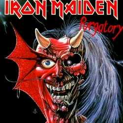 Purgatory - Iron Maiden Single