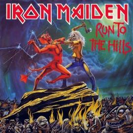 Run to the Hills - Iron Maiden Single