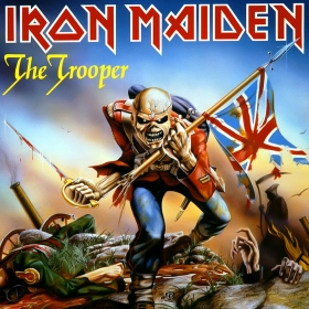 The Trooper  - Iron Maiden Single
