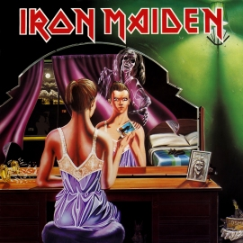 Twilight Zone - Iron Maiden Single