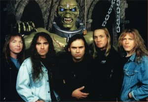 Virtual XI Iron Maiden Band