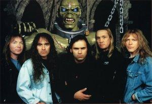 Virtual XI Iron Maiden Band