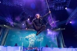 Iron Maiden. San Bernardino. Maiden England 2013