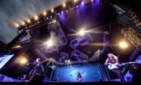 Iron Maiden. Praga 2013. Maiden England