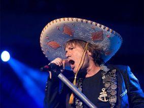Iron Maiden. México 2013. Maiden England