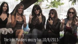 The Iron Maidens. Colombia 2013