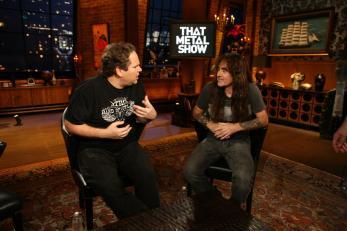 Steve Harris. That Metal Show 2013
