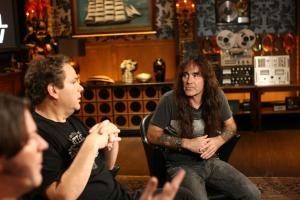 Steve Harris. That Metal Show 2012