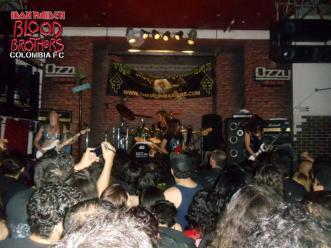 The Iron Maidens, Bogotá 2013