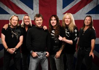 Iron Maiden, British