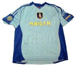 Iron Maiden. Camiseta de Fútbol 2013