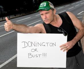 Bruce Dickinson - Donington or Bust