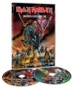 Maiden England '88 Reedición 2013