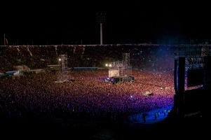 Iron Maiden. Maiden England. Santiago, 2013