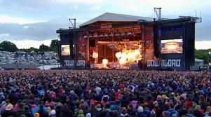 Iron Maiden-Download Festival-2013