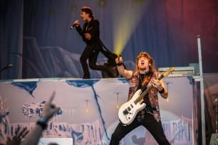 Iron Maiden, Maiden England