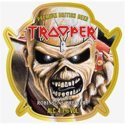 Iron Maiden, cerveza Trooper