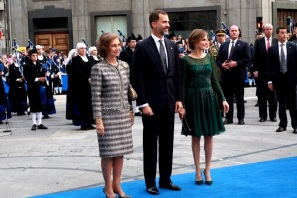 Gaiteros de Oviedo, Premios Príncipe de Austrias 2013