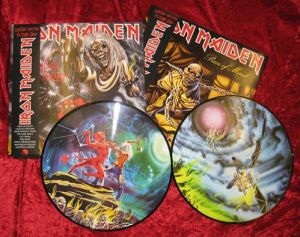 Picture Disc Collection 2012