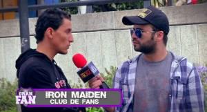 Iron Maiden Blood Brothers Colombia en El Gran Fan
