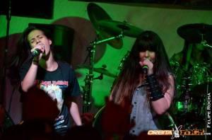 The Iron Maidens CBB