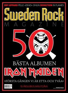 Sweden Rock Iron Maiden June 2011
