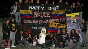 Colombian Blood Brothers Bruce Birthday 2011