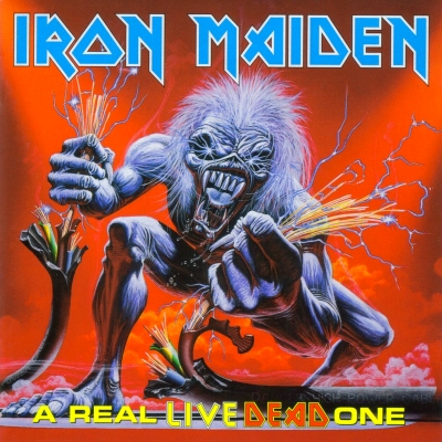 A Real Live Dead One - Iron Maiden