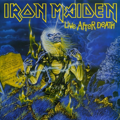 Live After Death - Iron Maiden