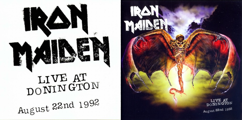 Live at Donington - Iron Maiden