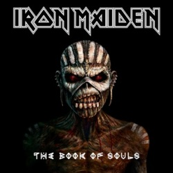 The Book Of Souls cover