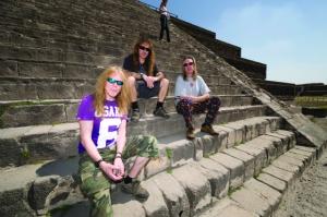Iron Maiden Mexico TBOS 2015