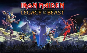 Iron Maiden Legacy of the Beast 2016