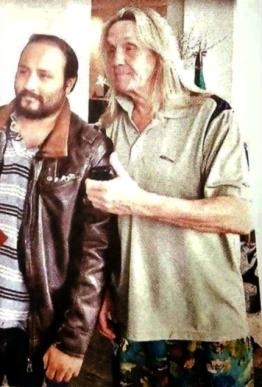 Nicko McBrain en Ciudad de México. 03-Mar-2016