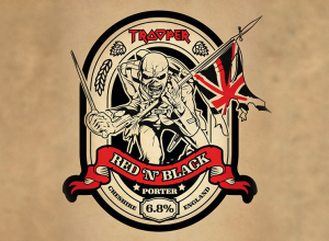 Trooper Red 'N' Black 2016