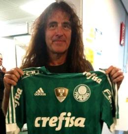 Iron Maiden TBOSWorldTour 2016. San Paulo. Club Palmeiras
