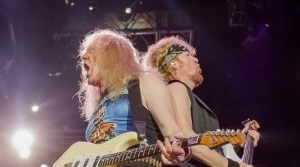 Janick y Adrian. The Book Of Souls 2016