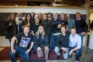 Iron Maiden Legacy Of The Beast Studio Game, April 2016