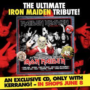 Maiden Kerrang Junio 2016 - 2